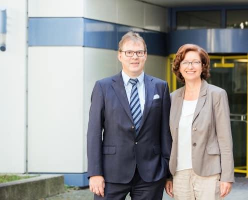 Ein Bild von Herr und Frau Pöhler